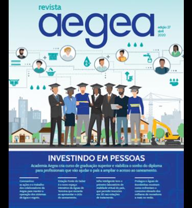 Revista Aegea Edição 27 | Abril 2020
